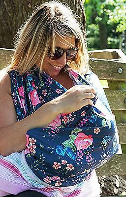 Nursing Scarf Cover Up Apron for Breastfeeding & Baby Car Seat Canopy Maternity¥
