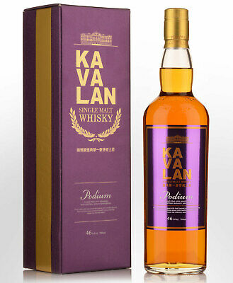 Kavalan Podium Single Malt Taiwanese Whisky (700ml)
