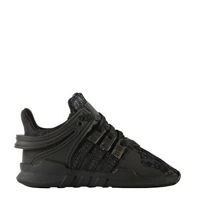 New Adidas Baby Originals Eqt Support Adv Toddler Shoes [By9967]  Black//black