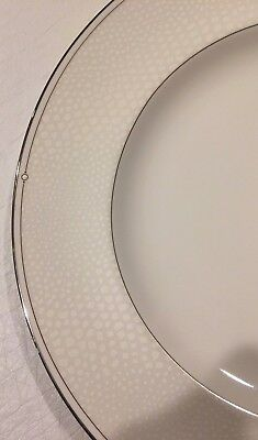 """MONIQUE LHUILLIER for ROYAL DOULTON - ATELIER -  6"""" BREAD and BUTTER PLATE - NEW"""