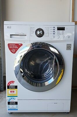 LG Washing Machine - 7.5kg, front load, WD13020D