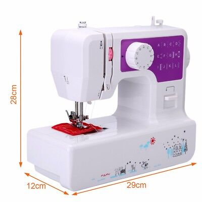 Desktop Mini Electric Multi-Function Sewing Machine Quilting Household Tool