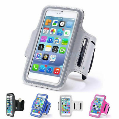 iPhone 6 6S 7 8 + Plus Sports Gym Armband Case Running Jogging Cover Holder