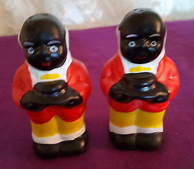 Black Americana Man Salt & Pepper