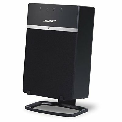 SoundXtra BST10DS1021 Stand per Scrivania Bose SoundTouch 10, Nero