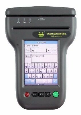 Pre-owned Tokenworks M310 ID Scanner Handheld Age Verification System