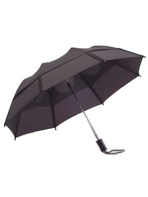 GustBuster Metro Umbrella Black
