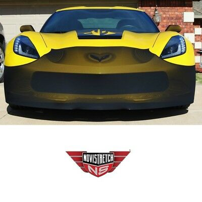 C7 Corvette NoviStretch Front Bra Stretch Mask FBM750V Fits: All 14-18 Corvettes