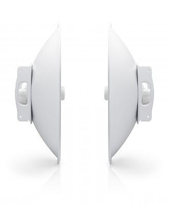 Ubiquiti PBE-5AC-620 PowerBeam AC 5ghz 29dBi Wireless AC Bridge Kit - 2 pack
