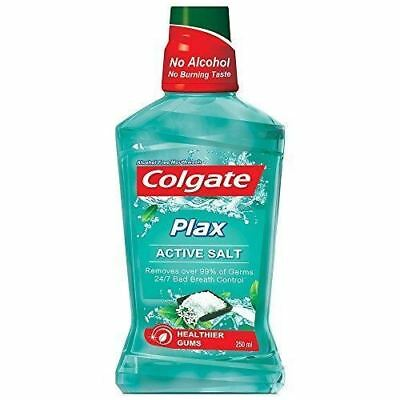 Colgate Cleaner, Fresher, Healthier Mouth Mouthwash 250ML