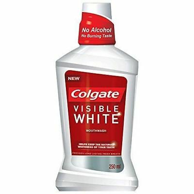 Colgate Plax Visible Whiteness Of your Teeth Mouthwash 250ML