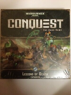 Warhammer 40000 Conquest Card Game Expansion Legions Of Death