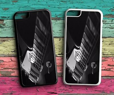 Phone Case Guitar String Protective Rubber Protective Back Cover For Iphone
