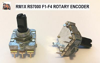 YAMAHA RS7000 RM1x RS-7000 Replacement Encoder F1-F4