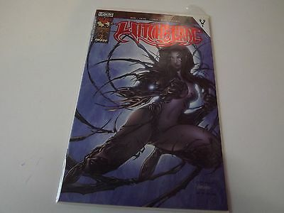 Top Cow Image  Hitchblade .Limit. Sign By Ching. New