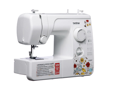 sewing machine Portable Electric Brother 17 Stitch Factory Refurbished Crafts