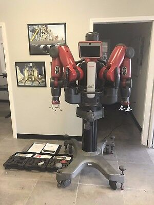 2014 Baxter Robot ID:1848    Used CNC Robot