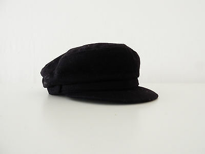 Sport And Casual Vintage Coppola Cappello Hat Lana Poliestere