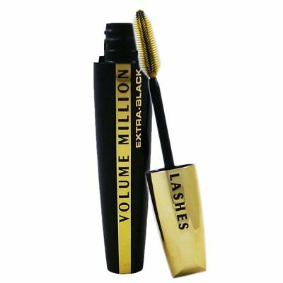 Loreal Volume Million Lashes 9 ml Mascara - extra black schwarz