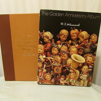 1984 Hummel Golden Anniversary Album HC Slip Case Leather 1st/1st