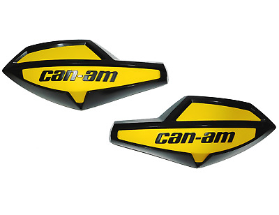 2013-2018 Can Am Renegade Outlander OEM Left & Right Hand Guard Shells 715000525