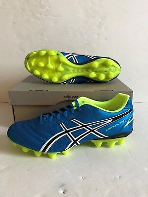 Asics Mens Lethal RS Rugby Boots - UK 12 - Electric Blue - BNIB