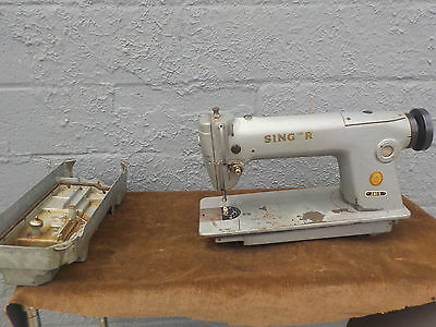 Industrial Sewing Machine Singer 281-3 single needle -Light Leather