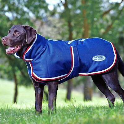 Weatherbeeta Parka 1200D Deluxe Dog Coat with Belly Strap Waterproof ALL SIZES