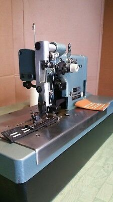 Juki Mbh 180 L Heavy Duty Industrial Tacker Bar Tack Sewing Machine