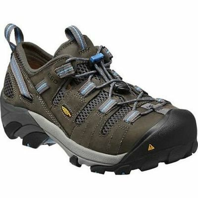 Keen Utility Womens Safety Toe Athletic Atlanta Cool 1007017  ESD