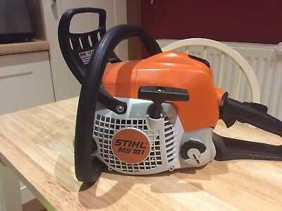 Stihl ms 181 chainsaw brand new