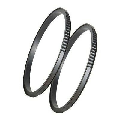 XUME Lens Adapter 72mm - Bundle - with Two (2) XUME 72mm Filter Holders #XLA72 A