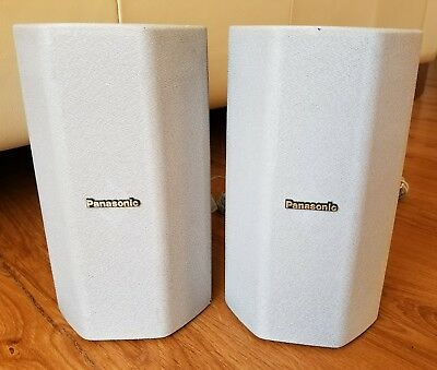 Panasonic SB-AFC286 Home Theater Surround Sound Speakers