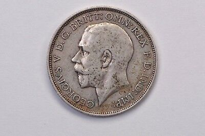 Great Britain 1912 Florin .99c NO RESERVE