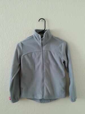 Old Navy full zip Fleece Jacket youth size medium 8