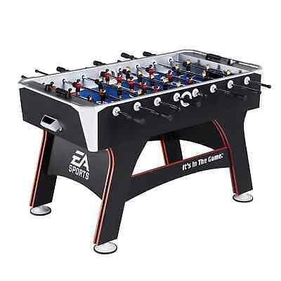 EA Sports Multicolored Wooden 56-inch Foosball Table Indoor Game Room 2 Players