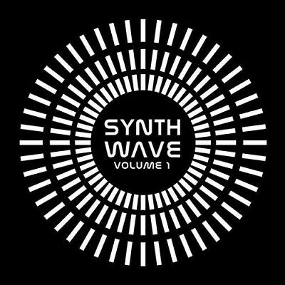 Synth Wave 1 - VARIOUS [LP]