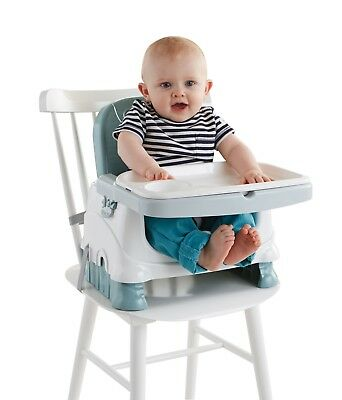 NEW Fisher-Price Healthy Care Deluxe Booster Seat Top Quality