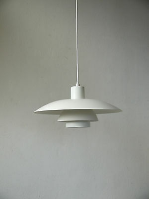 LOUIS POULSEN PH 4/3 danish modern design lamp DÄNEMARK 70er vintage denmark
