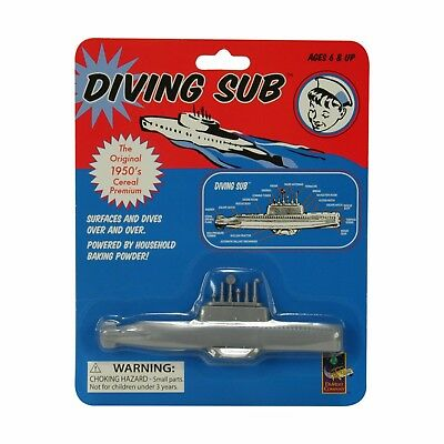 The Original Diving Submarine Science Kit Toy Learning Teacher Resource Sub