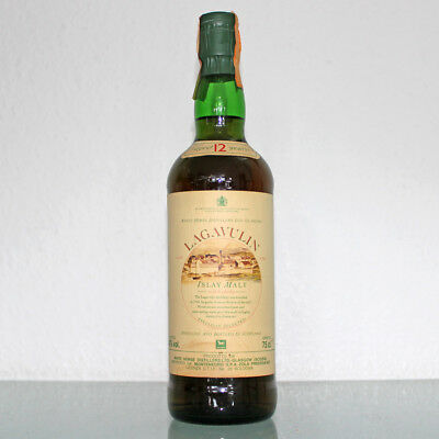 Lagavulin 12 Years Old 1970s Bottling White Horse Distillers Ltd. Scotch Whisky