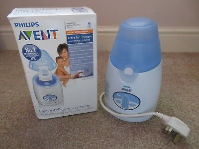 Avent Philips Digital Bottle and Baby Food Warmer