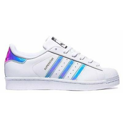 Adidas Superstar CP9629 Iridescenti Arcobaleno Sneakers Donna Uomo Shoes