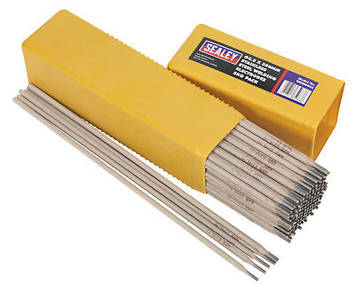Sealey WESS5032 Welding Electrodes Stainless Steel �3.2 x 350mm 5kg Pack