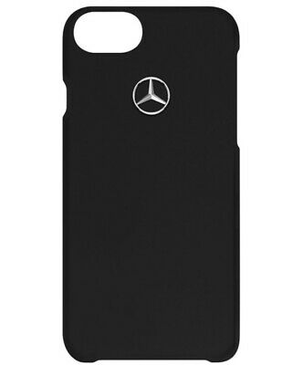 Original Mercedes-Benz Hülle Case iPhone 7 / iPhone 8 schwarz, Kunststoff