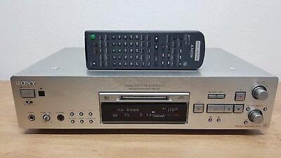 Sony MDS-JB940QS Silver High-End Minidisc Deck *TOP CONDITION - MDLP 4*