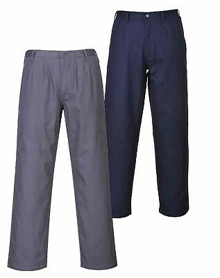 Portwest FR36 Bizflame Pro Men FR Work Trousers Flame Retardant Antistatic Pants