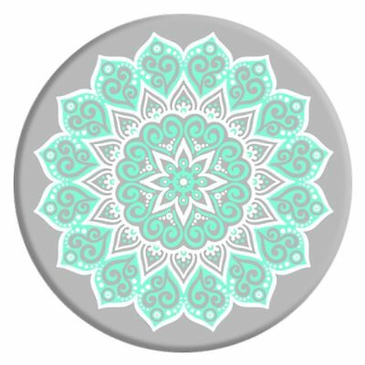 Phone Grip Stand Popsocket Peace Mandala for Smartphones Tablets Mobile Secure..
