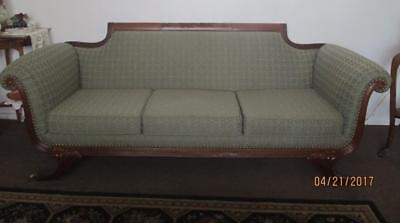 Antique Duncan Phyfe Sofa