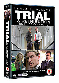 Trial And Retribution - The Third Collection (DVD, 2008, 3-Disc Set, Box Set)